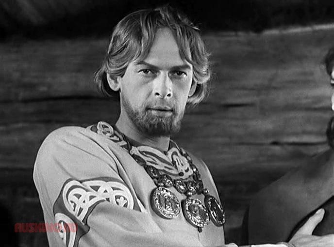 Александр Невский (Сергей Эйзенштейн) [1938 г., Исторический, драма, DVDRip]